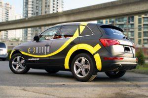 Vehicle Window Film Mango vehicle car Wrap 300x200